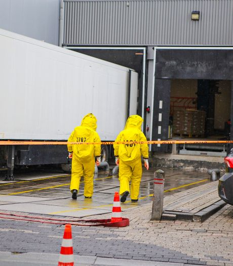 Medewerkers Plukon Nijkerk slaan op de vlucht voor lekkend ammoniak: één persoon gewond