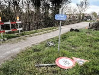 Fietsbrug wordt vernieuwd: deel Westkaaipad tijdelijk afgesloten voor fietsers