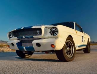 Dit is nu officieel de duurste Mustang aller tijden: 3,85 miljoen dollar