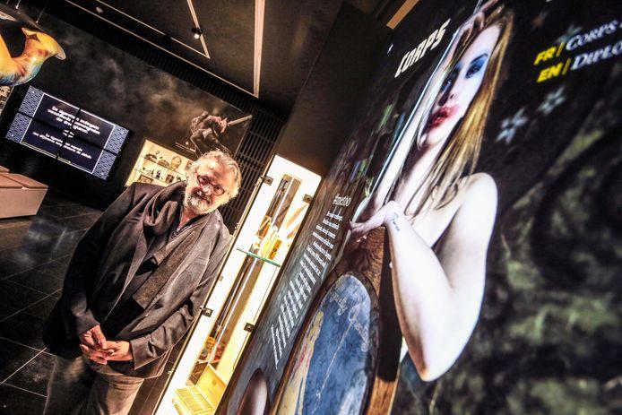 Beroepsfotograaf Karel Waignein uit Geluwe fotografeerde zeven modellen uit Wervik, Geluwe en Ter Hand