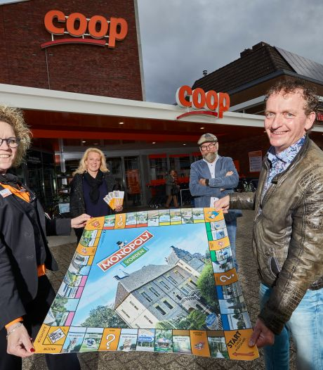 Vorden heeft eigen Monopoly-spel: zonder 'Kalverstraat' maar met 'Het Knopenlaantje'