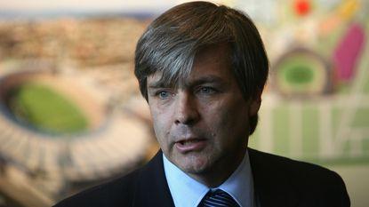 Schorsing oud-topman FIFA teruggebracht van 3 naar 2 jaar