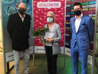 Vaccinatiecentrum Beringen zet 10.000ste coronaprik