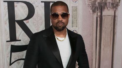 Kanye West verdiende dit jaar het meest van alle hiphopartiesten (maar dat kwam niet door zijn muziek)