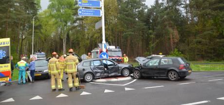 Gelderland maakt haast met rotonde bij gevaarlijk kruispunt N346 bij Almen, maar financiering is nog niet rond