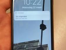 Van wie is deze iPhone? Is gevonden bij café in Roosendaal