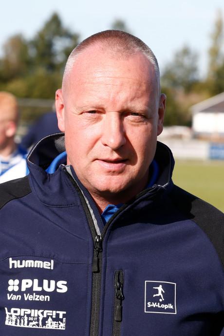 Bertus van Schaik vertrekt na acht seizoenen bij Lopik