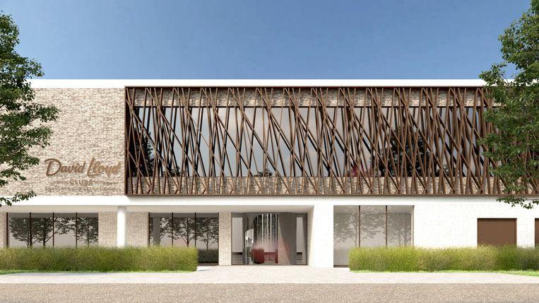De eerste steen van het vrijetijdscomplex op de Sterea-site in Sterrebeek moet in april gelegd worden.
