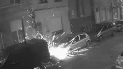 Politie verspreidt beelden van granaataanslag in Borgerhout