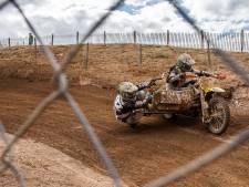 Nederland wint sidecar of nations