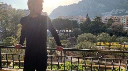 """David Goffin mag slechts één uurtje buiten in Monte Carlo: """"Dat is echt niet genoeg"""""""