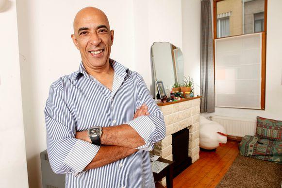Noureddine Farihi was in 'Thuis' te zien als Mo.