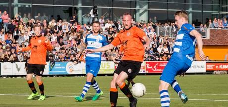 Moedig De Meern ten onder tegen profs van PEC Zwolle