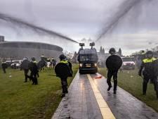 Nijkerker (35) meldt zich bij politie nadat hij op tv te zien is vanwege avondklok-rellen in Amsterdam