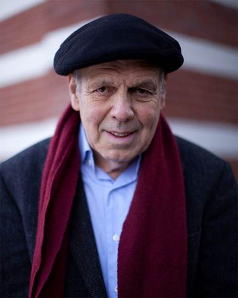 Victor Kal: 'Ik wil laten zien wat deze held van de filosofie werkelijk heeft gepresteerd.' Beeld Maarten Kal