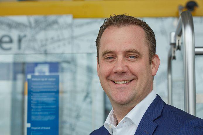 """Volgens wethouder Marc Rosier (financiën) van de gemeente Zoetermeer moet er wat gebeuren: ,,We zitten in de aanloop naar een dubbele financiële ramp."""""""