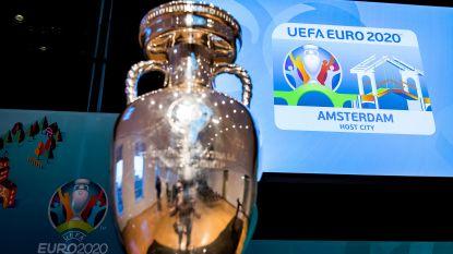UEFA voorziet drie noodscenario's voor EK 2020