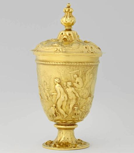 Gouden magie: Rijksmuseum showt belangrijkste koninklijke schat ooit