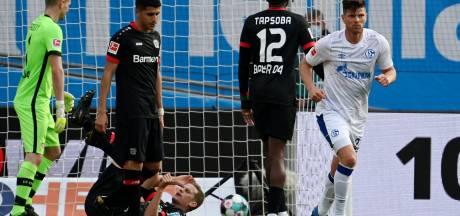 Huntelaar oudste doelpuntenmaker voor Schalke, assist Weghorst en Dortmund krijgt harde dreun