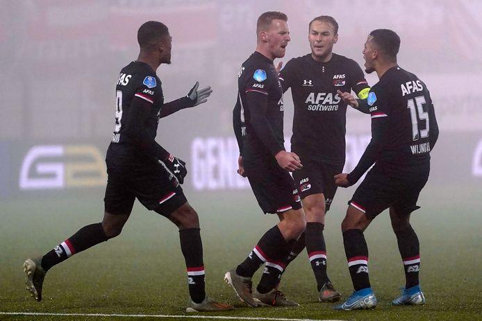 Dani de Wit tekende voor de 0-1.