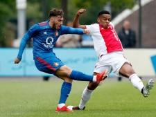 Ajax onder 19 landskampioen na winst in mini-Klassieker zonder publiek