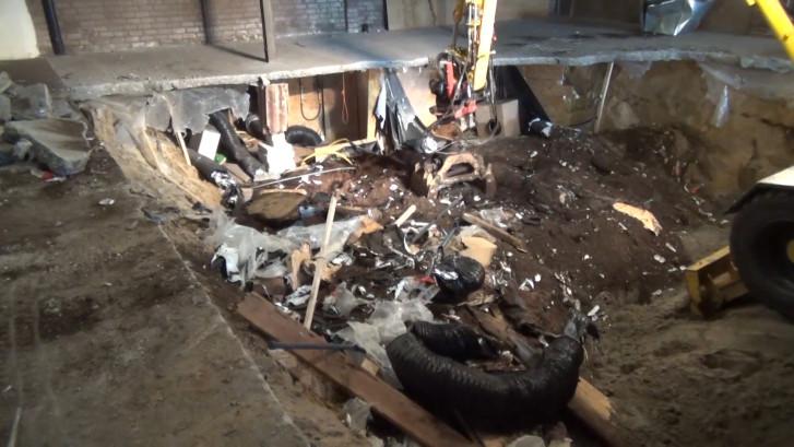 Pandeigenaar verbaasd na vondst ondergrondse hennepkwekerij