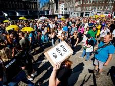 LIVE   Rechtszaak tegen invoering coronapas, nieuw protest op de Dam aangekondigd