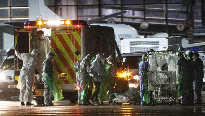 Toen de Schotse verpleegster Pauline Cafferkey in december vorig jaar met ebola terugkwam uit Sierra Leone werd ze meteen in quarantaine geplaatst.