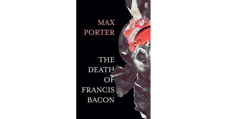 Max Porter, De dood van Francis Bacon, De Bezige Bij, 100 p., 17,99 euro. Vertaling Saskia van der Lingen. Beeld rv