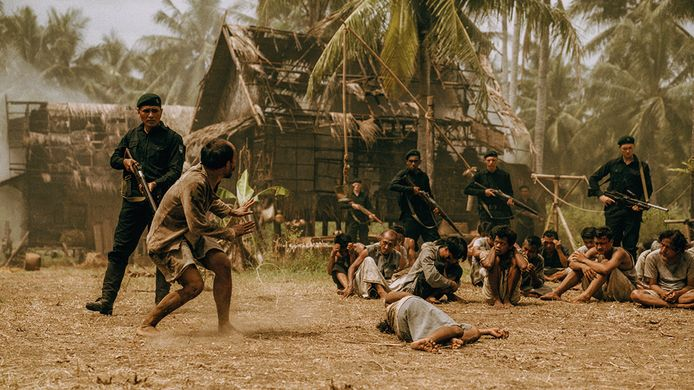 Scène uit 'De Oost'.