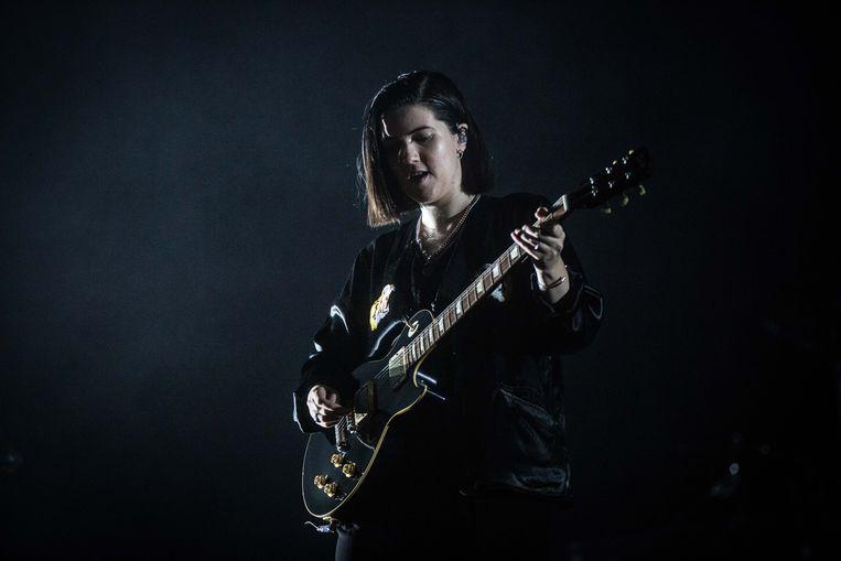 The xx op Rock en Seine - de gedroomde headliner Beeld Bas Bogaerts