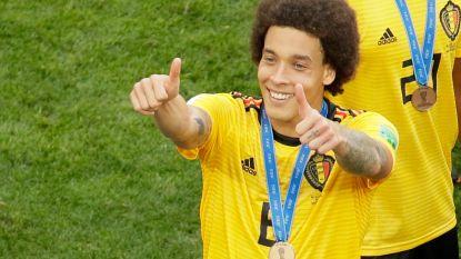 """TransferTalk (5/08). """"Axel Witsel tekent voor vier jaar bij Dortmund"""" - Club van Steven Defour evenaart transferrecord"""