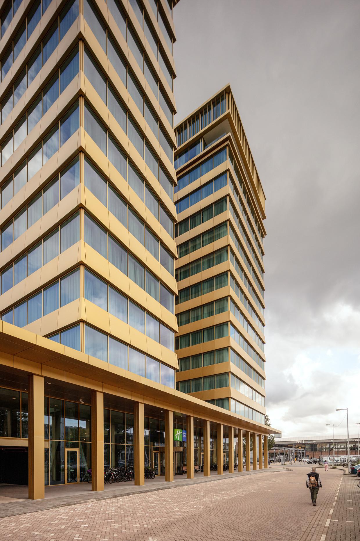 De hotelbouw in Noord levert de komende tijd 1625 nieuwe hotelkamers op; die zaten al in de planning voor de hotelstop van de gemeente.