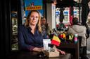 Arlett Vanderheyden van eetcafé Café Belgique in Breda.
