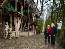 Politiek Oisterwijk kent geen pardon voor 9 meter hoog tuinsieraad in Heukelom