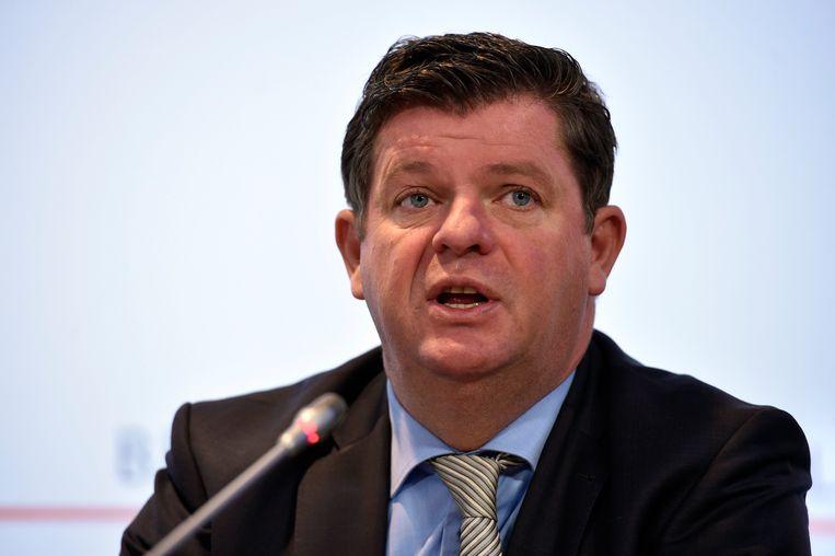 Staatssecretaris voor Privacy, Bart Tommelein (Open Vld). Beeld Photo News