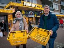 Tien van dertien supermarkten doen mee met actie: 'Mag ik een pak koffie van u voor de voedselbank?'