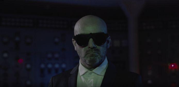 Pascal Alles uit Gistel speelt mee in videoclip van The Radar Station.