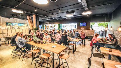 Restaurant-koffiebar The Greenhouse in Xpo nu ook voor grote publiek open