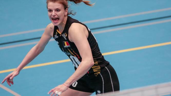 """Dominika Sobolska is terug in België met de Yellow Tigers: """"Vechtersmentaliteit is het handelsmerk van nationale selectie"""""""