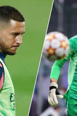 Hoe Courtois ervoor zorgde dat Madrileense pers loopje met waarheid nam en hoe invallersrol Hazard daar zelfs met lof werd onthaald