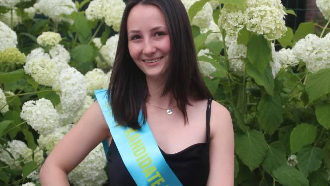 """Trainster Jade (17) van 'Gymclub Klim Op' in de running voor Miss België Oost-Vlaanderen: """"Selectie is boost voor zelfvertrouwen"""""""