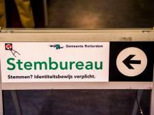 Klachten op sociale media over tekort aan stembiljetten Rotterdam