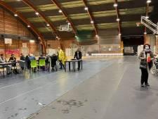 Un centre de crise installé à Grivegnée: la Ville de Liège lance un appel aux dons de vêtements