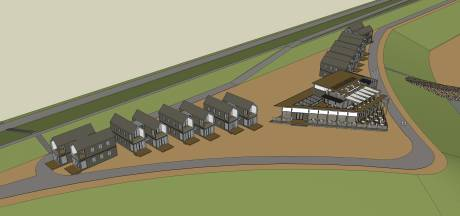 Burgerpeiling D66: steun voor bouwplannen De Landing Baarland
