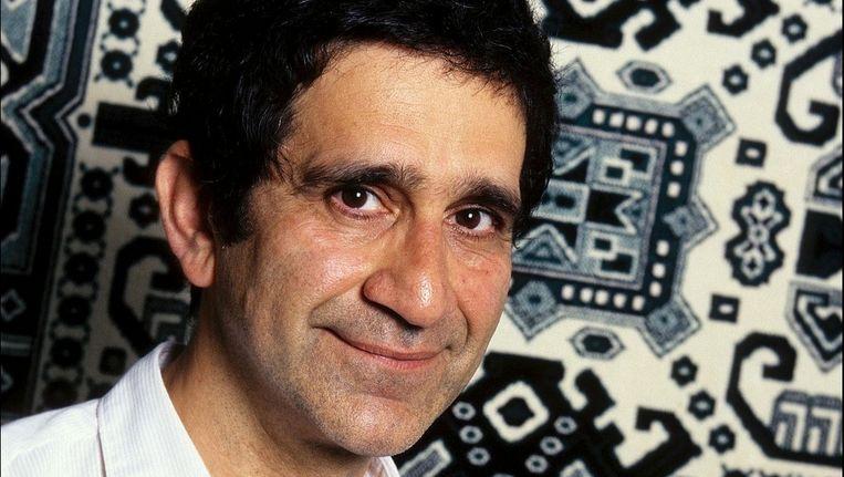 Farhad Khosrokhavar: 'De werving van jihadisten in gevangenissen neemt niet toe'. Beeld MARC GANTIER, HH