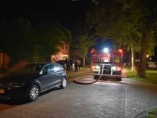 Brand in woning in Wierden: bewoners gealarmeerd door rookmelder