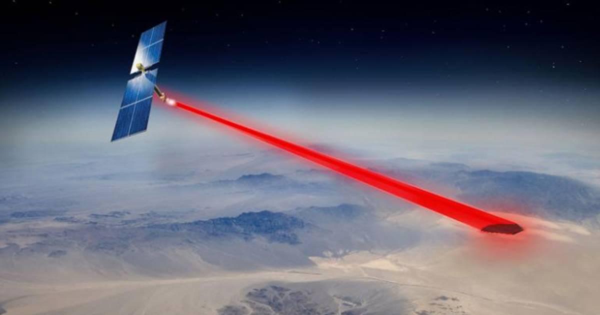 Ce panneau solaire lancé dans l'espace est capable d'envoyer de l'électricité sur Terre - 7sur7