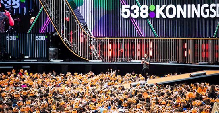 538 koningsdag Beeld ANP