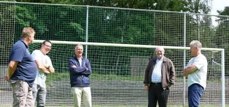 Toen Van der Kuijlen in Wageningen zijn meest opzienbarende goal maakte: 'Hij ging dwars door het net'